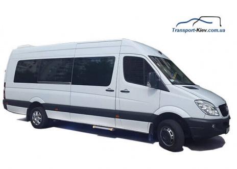 микроавтобус на свадьбу киев