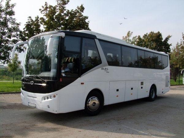 заказ экскурсионного автобуса